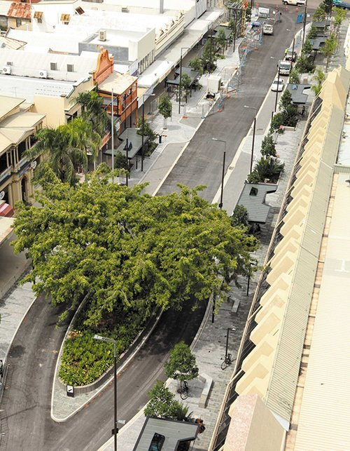 Flinders Street Mall, Townsville