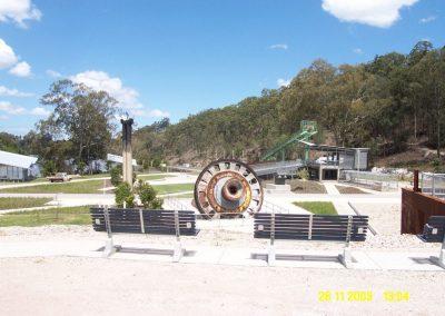 Rocks Riverside Park, Brisbane