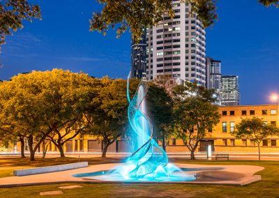 McCormick Place Fountain, Brisbane