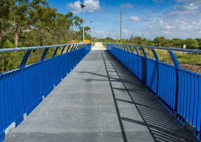 James Cook University Bridge